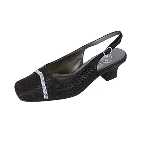 extra wide ladies dress shoes - 8