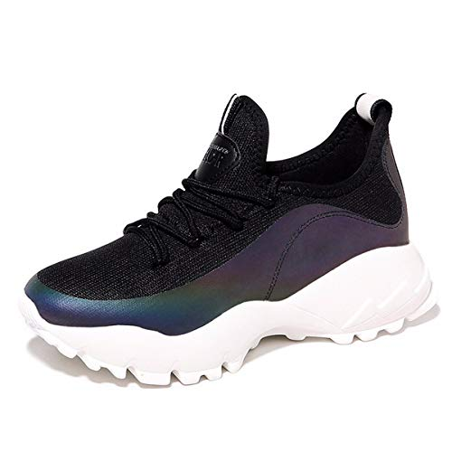 Women'S 35 black Leisure Student Shoes Sports SFSYDDY Shoes Daddy Joker nvxvB8