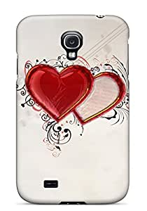 MueajCg2347TioEI Anti-scratch Case Cover CarlosRodgers Protective Love Letter Art Case For Galaxy S4