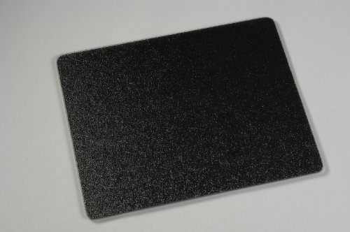 Surface Saver Vance 15 X 12 inch Black Tempered Glass Cutting Board, 81512BK, 15 X 12-Inch,