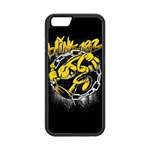 ROBIN YAM Blink 182 Hard Rubber Coated Cover Case for iPhone 6 4.7