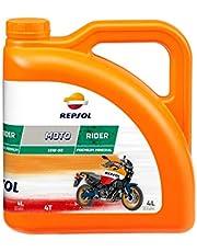 REPSOL MOTO RIDER 4T 15W-50 motorolie
