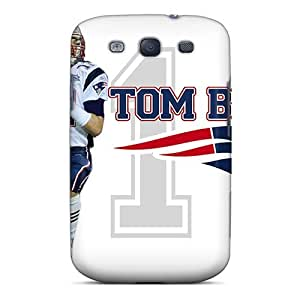 (dNsJC618xOwDo)durable Protection Case Cover For Galaxy S3(new England Patriots)