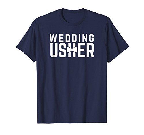 Wedding Usher T-Shirt -