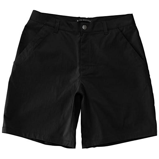 [LAD WEATHER]トレッキングパンツ ショートパンツ 撥水 防汚 防油 速乾 耐久性 スポーツ アウトドア メンズ