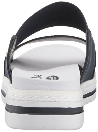 Dr. Scholls Mujeres Blink Slide Sandal Elegant Navy