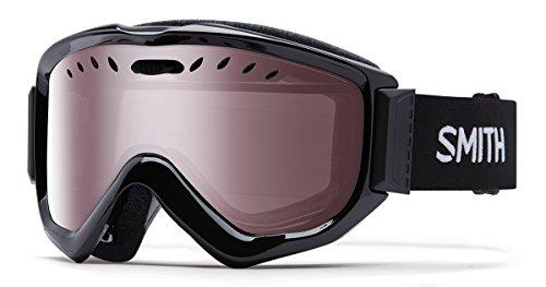 Smith Optics Adult Knowledge OTG Snow Goggles Black Frame/Ignitor Mirror