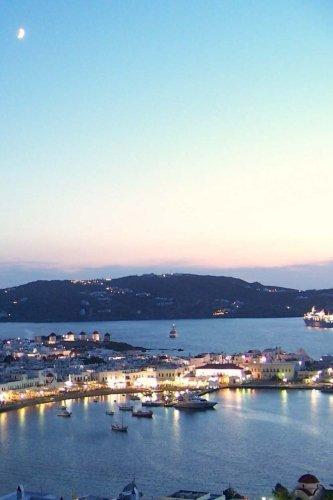 Mykonos Greece: Notebook