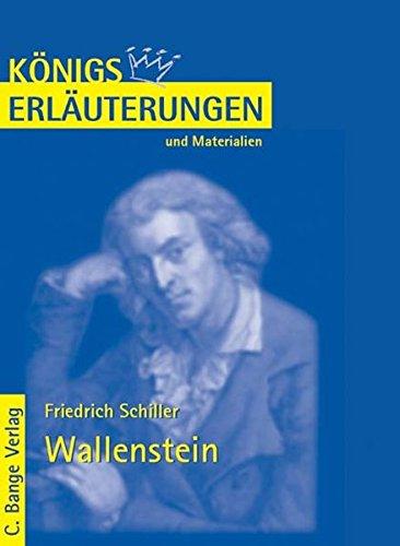 Königs Erläuterungen und Materialien, Bd.440, Wallenstein
