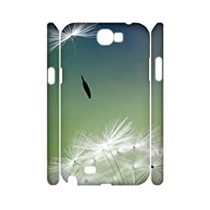 Lmf DIY phone caseDandelion 3D-Printed ZLB610404 Brand New 3D Phone Case for Samsung Galaxy Note 2 N7100Lmf DIY phone case