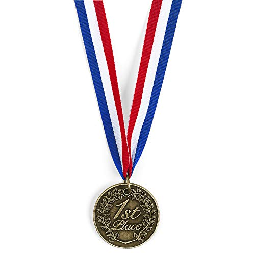 Fun EXpress 1St Place Gold Medal (6 pieces) - Bulk for $<!--$13.90-->
