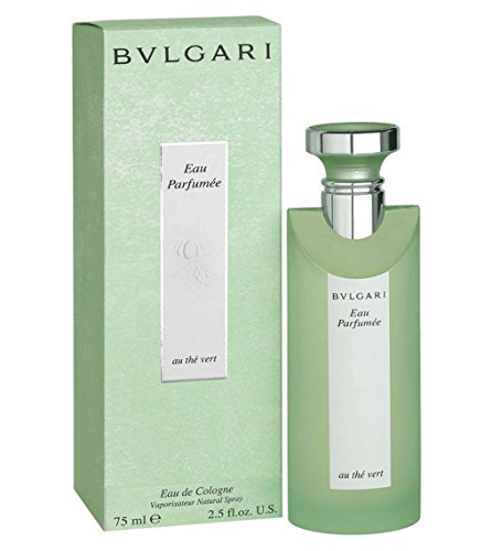 BVLGARI Eau Perfume Au The Vert Eau De Colognes Spray, 2.5 Ounce ()