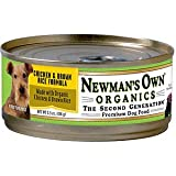 Newm Dog Chk/Brrce 24/5.5Oz by Newman's Own