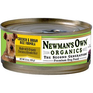 Newm Dog Chk/Brrce 24/5.5Oz by Newman's Own