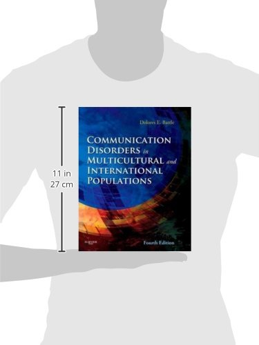 Communication Disorders in Multicultural and International Populations (Communication Disorders In Multicultural Populations)