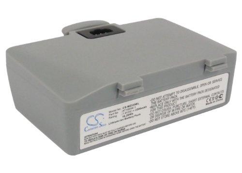 (2200mAh AT16004-1 Battery for ZEBRA QL220, QL220+ Mobile receipt and label Printer)