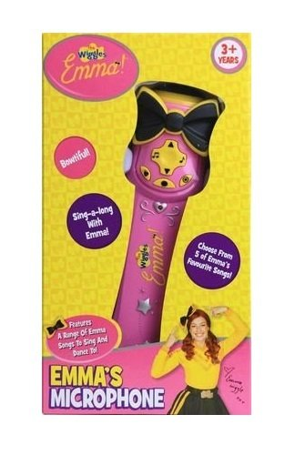 The Wiggles Emma's Microphone