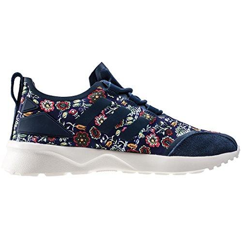 Womenâ Chaussures Flux Verve Noir 5 De Multicouleur W € Adidas Bleu Course 6 ™ S Zx Adv SCdxFqw