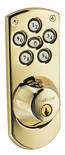 Kwikset 907 L03 Cp Pwrbolt Kwikset Power Deadbolt Key