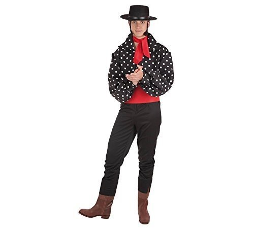 LLOPIS - Disfraz Adulto Gitano: Amazon.es: Juguetes y juegos