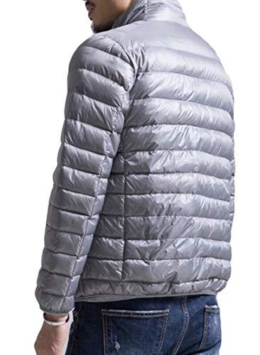 Acqua Piumino Eku Puffer 3 Mens Repellente Ripiegabile Outwear qtB67CxwUn