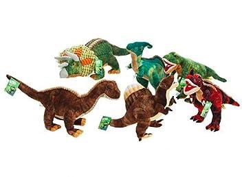 Animal planet dinosaurio 6 Peluches (Modelo Aleatorio)