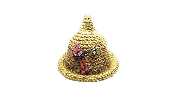 TwoCC-gorra tejida, hecha a mano sombrero de lana, Winter Boy ...