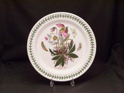 Portmeirion Botanic Garden Dinner Plate(s) - Christmas Rose