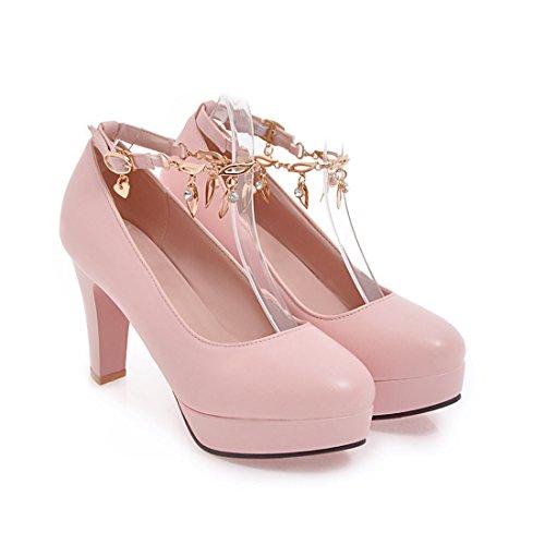 Cinturino Pink Uh Con Caviglia Donna Alla U5pnFwqZ