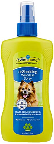 Furminator deShedding Waterless Spray, USA Made, 8.5-Ounce