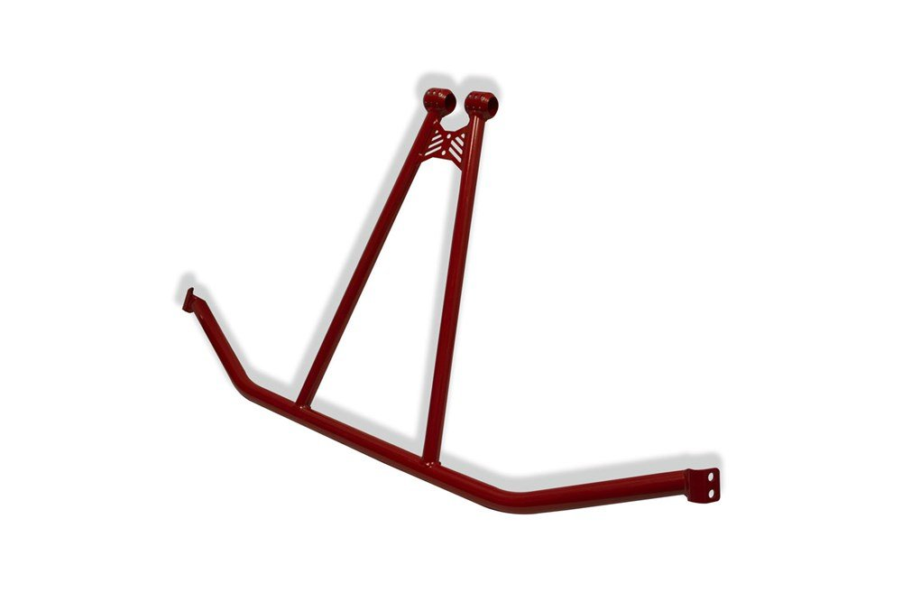Dragonfire Racing 01-5107 RacePace Flying V and Dash Bar - Red