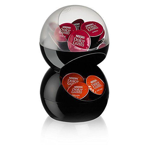 nescafe dolce gusto bubble pod holder black buy online in uae products in the uae see. Black Bedroom Furniture Sets. Home Design Ideas