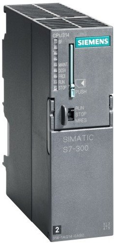 Simatic s7 the best amazon price in savemoney siemens 6es7 314 1ag14 0ab0 simatic s7 300 cpu 314 cpu with fandeluxe Images