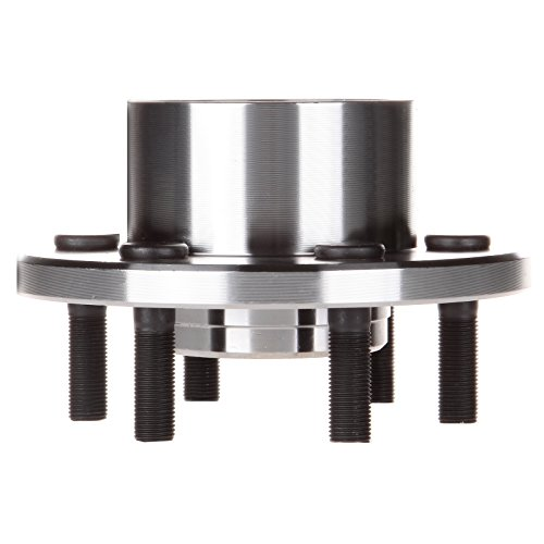 cciyu 515032 Wheel Hub and Bearing Assembly Replacement for fit Dodge Durango Dakota Front Wheel Hubs without ABS 6 Lugs - Durango Dodge Abs Wheel