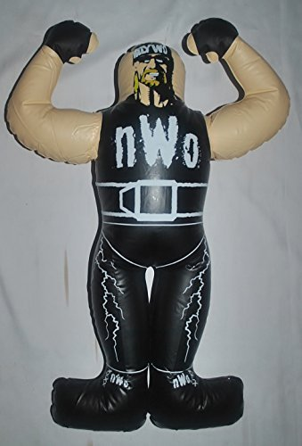 Pack of 12 World Champion Wrestling Hulk Hogan Inflatable Toy 26