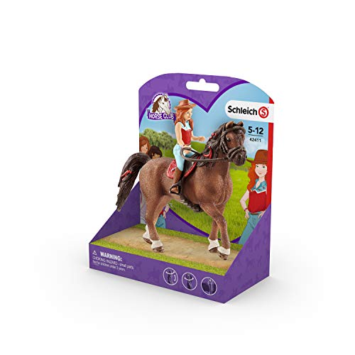 Schleich Horse Club Hannah & Cayenne for sale  Delivered anywhere in USA