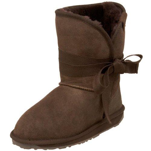 EMU Australia Women's Hipper Lo Boot,Chocolate,7 AU