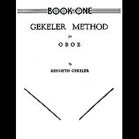 Gekeler Method Oboe 1 book cover