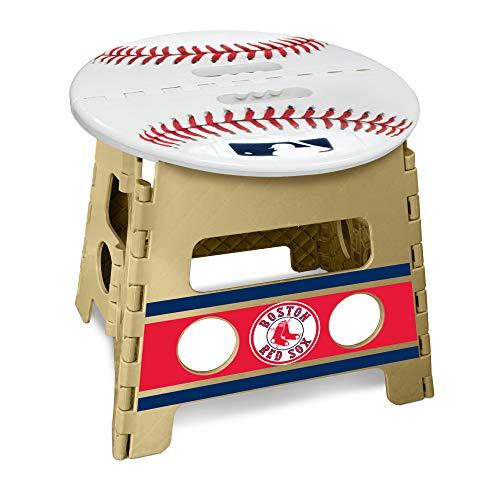 FANMATS MLB Boston Red Sox Folding Step Stool ()