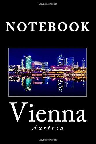 Vienna Austria Notebook