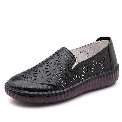 Blanc ZHRUI coloré Noir EU 40 Chaussures Taille ZSE1Uw8xq