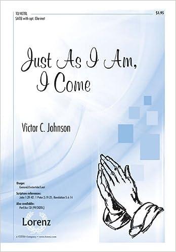 Google Bücher als epub herunterladen Just as I Am, I Come 1429123001 auf Deutsch PDF