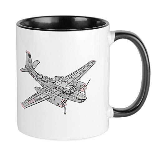 (CafePress Douglas B-26 Invader Mug Unique Coffee Mug, Coffee Cup)
