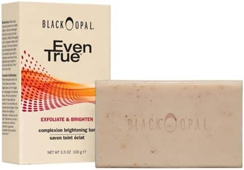 Black Opal Even True Complexion Brightening Bar, Exfoliate & Brighten, 3.5 oz (100 g)