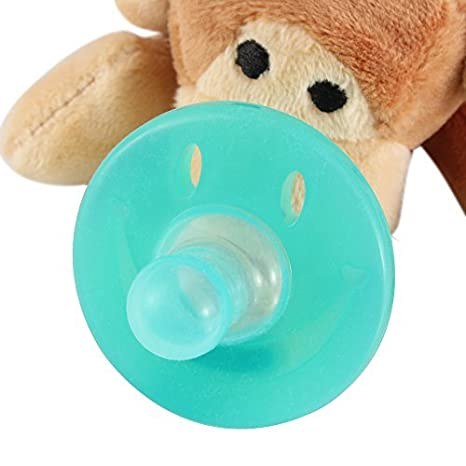 Amazon.com: evedy chupete juguete, lavable divertido de ...