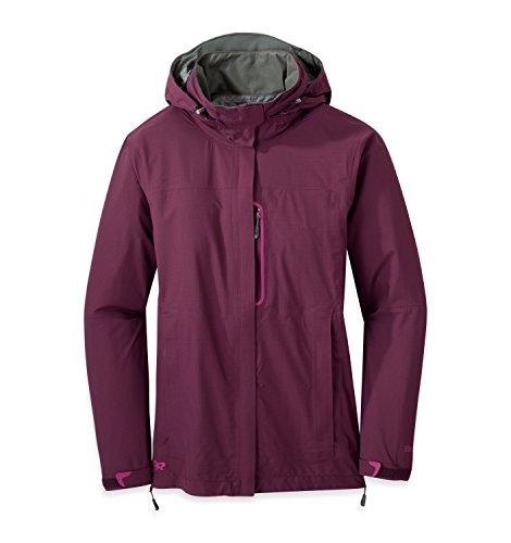 - Outdoor Research Women's Valley Jacket, Pinot, Medium