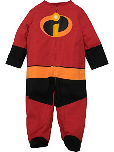 Incredible Baby Costume - Disney Pixar The Incredibles Baby Boy