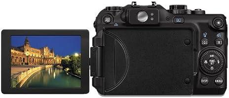 Canon PowerShot G11 - Cámara Digital Compacta 10 MP: Amazon.es ...