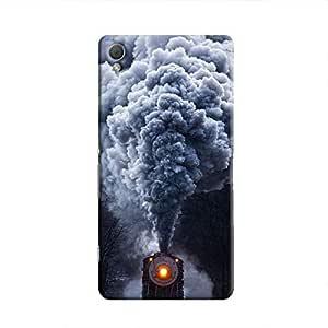 Cover It Up - Smoke Train Xperia Z4 Hard Case