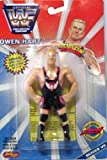 WWF / WWE Wrestling Superstars Bend-Ems Figure Series 7 Owen Hart